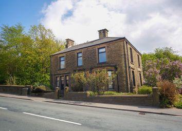 Thumbnail 4 bed detached house for sale in Blackburn Road, Clayton Le Moors, Accrington