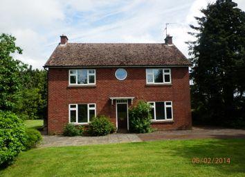Thumbnail 4 bed farmhouse to rent in Kelmarsh Road, Clipston, Market Harborough