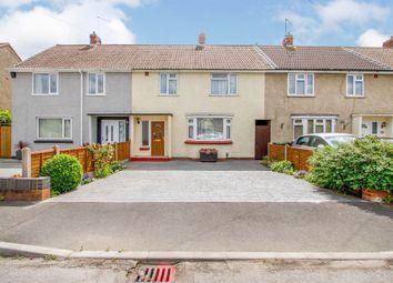 Thumbnail Terraced house for sale in Streamside, Mangotsfield, Bristol