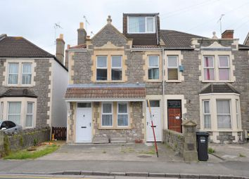 Thumbnail 1 bed flat for sale in Devonshire Road, South Ward, Weston-Super-Mare