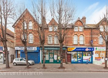 Thumbnail 3 bed flat for sale in Manor Road, Wallington