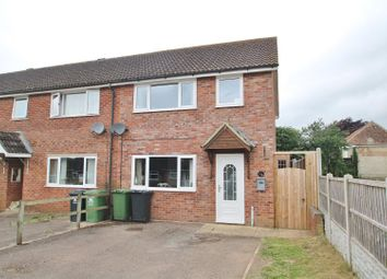 Thumbnail 3 bed end terrace house for sale in Colchester Close, Westbury-On-Severn