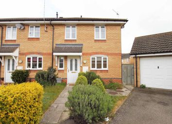 Thumbnail 3 bed end terrace house to rent in Barley Close, Newmarket