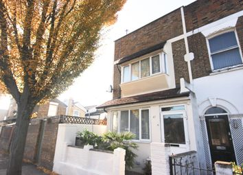 Thumbnail 1 bed end terrace house for sale in Tylney Road, Forest Gate, London