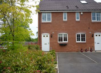 Thumbnail 2 bed semi-detached house to rent in Merevale Road, Atherstone