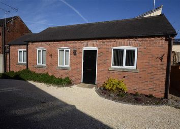 Thumbnail 1 bed semi-detached bungalow to rent in White Hart Court, Newcastle Street, Stone