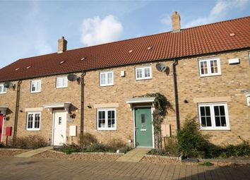 Thumbnail 3 bed terraced house for sale in Moorland Close, Wixams, Bedford