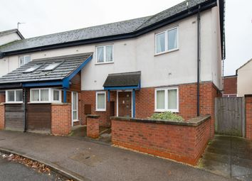 Thumbnail 2 bed flat for sale in Rectory Road, Boston, Lincs