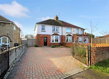 Thumbnail 3 bedroom semi-detached house for sale in Wanborough Road, Coleview, Wiltshire