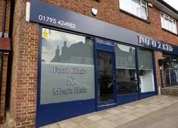 Thumbnail Retail premises for sale in 124 High Street, Milton Regis, Sittingbourne, Kent