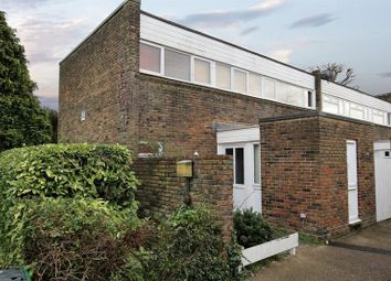 Thumbnail 3 bed end terrace house for sale in Leonardslee Court, Forestfield, Crawley, West Sussex.