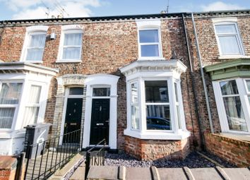 Thumbnail 2 bed terraced house for sale in Stanley Street, York