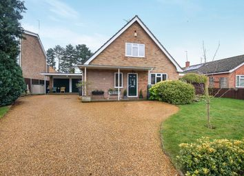 Thumbnail 3 bed property for sale in Mackenzie Road, Thetford, Norfolk