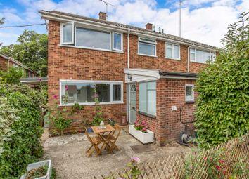 Thumbnail 3 bed semi-detached house for sale in The Limes, Framlingham, Woodbridge