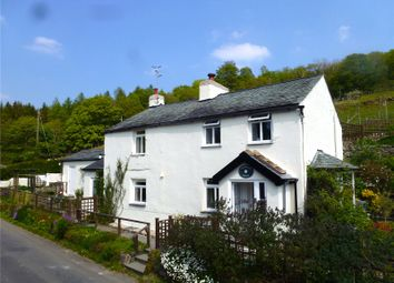 Thumbnail 3 bed detached house for sale in Ealinghearth Cottage, Haverthwaite, Ulverston, Cumbria