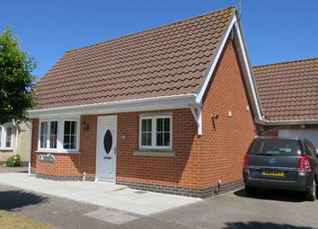 Thumbnail 2 bed detached bungalow for sale in Cherry Tree Avenue, Martham, Great Yarmouth