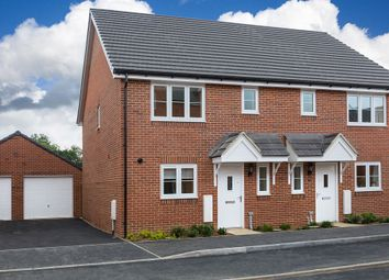 """Thumbnail 2 bedroom property for sale in """"The Southwold"""" at Appleton Way, Shinfield, Reading"""