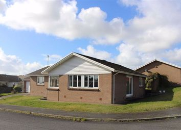 Thumbnail 3 bed detached bungalow for sale in Gateholm Avenue, Hubberston, Milford Haven