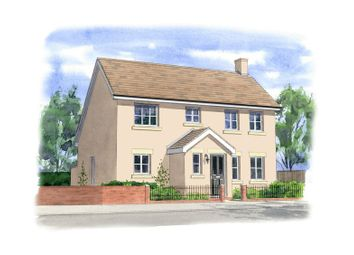 Thumbnail 4 bed detached house for sale in Farm Close, St Georges, Weston-Super-Mare