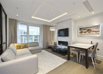 Thumbnail 3 bed flat for sale in Charles House, 385 Kensington High Street, London