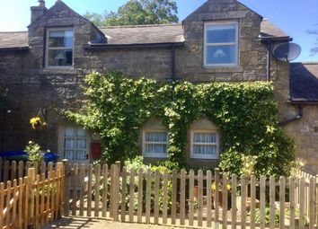 Thumbnail 2 bedroom cottage for sale in Edlingham, Alnwick