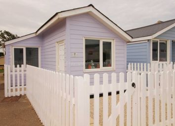Thumbnail Mobile/park home for sale in Mundesley, Norwich