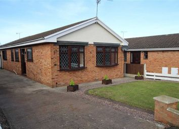 Thumbnail 4 bedroom detached bungalow for sale in Clwyd Court, Prestatyn, Denbighshire