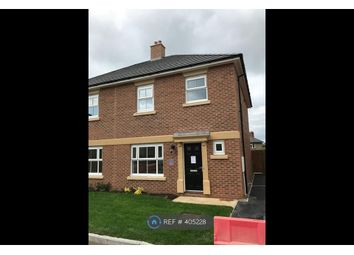 Thumbnail 3 bed semi-detached house to rent in Pickering Gardens, Harrogate