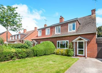 Thumbnail 2 bed end terrace house for sale in Wear Barton Road, Exeter