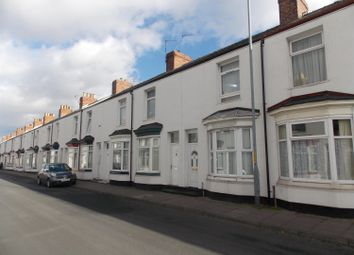 Thumbnail 3 bed terraced house for sale in Longford Street, Middlesbrough
