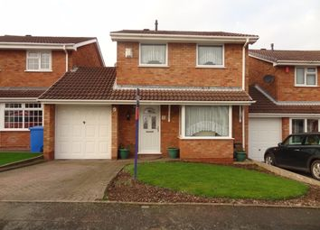 Thumbnail 3 bed link-detached house for sale in Swindale, Wilnecote, Tamworth