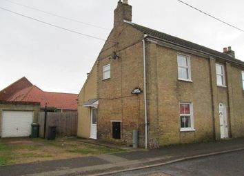 Thumbnail 3 bed cottage to rent in St. Peters Road, Upwell, Wisbech