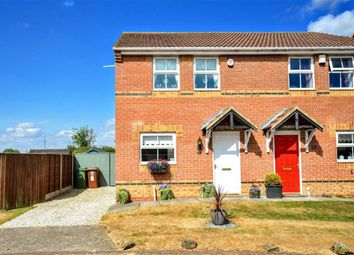 Thumbnail 3 bed property for sale in Patchett Close, Scartho Top, Grimsby