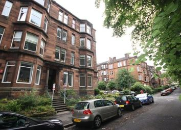 Thumbnail 1 bed flat to rent in Queensborough Gardens, Dowanhill, Glasgow