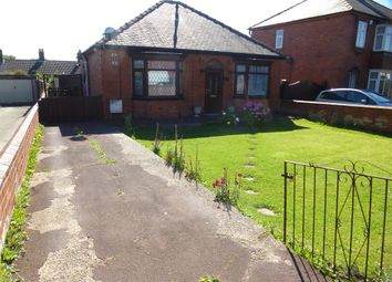 Thumbnail 2 bed detached bungalow for sale in Southfield Road, Thorne, Doncaster