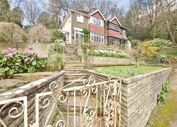 Thumbnail 3 bed semi-detached house for sale in Woodside Way, Redhill, Surrey