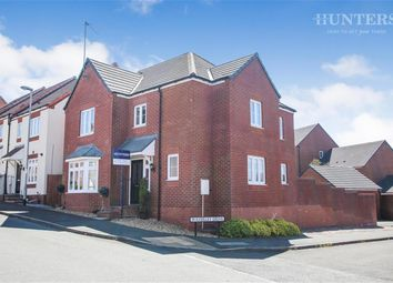 Thumbnail 4 bed detached house to rent in Burtree Drive, Stoke-On-Trent