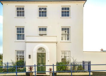 Thumbnail 4 bedroom end terrace house for sale in Gwel Nans Tregeworra, Truro, Cornwall