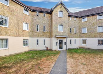 Thumbnail 2 bed flat for sale in Spindle Drive, Thetford, Norfolk