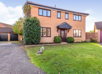 4 bed detached house for sale in Fowey Close, Wellingborough NN8