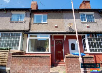 Thumbnail 2 bed terraced house for sale in Hardwick Street, Mansfield, Nottinghamshire