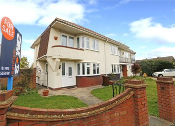 Thumbnail 3 bed semi-detached house for sale in Hall Crescent, Hadleigh