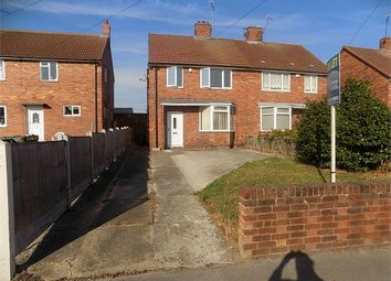 Thumbnail 3 bed semi-detached house to rent in Shrewsbury Road, Worksop, Nottinghamshire