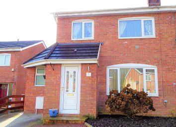 Thumbnail 3 bed semi-detached house for sale in Westward Place, Llangewydd Court, Bridgend.