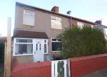 Thumbnail Semi-detached house for sale in Wilson Avenue, East Sleekburn, Bedlington