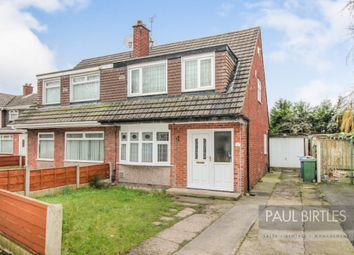 Thumbnail 3 bed semi-detached house for sale in Iona Way, Davyhulme