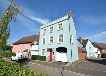 Thumbnail 4 bedroom end terrace house for sale in Chelmsford, Essex
