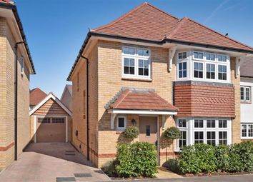Thumbnail 4 bed detached house for sale in Catherine Howard Close, Aylesford, Kent