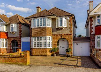 Thumbnail 3 bed detached house for sale in Landseer Road, Old Malden, Worcester Park
