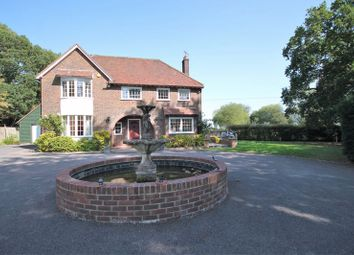 Thumbnail 5 bed detached house for sale in Goose Green Lane, Goose Green, Pulborough